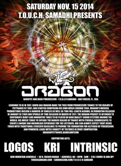 dragon at new mtn avl 11-15-14